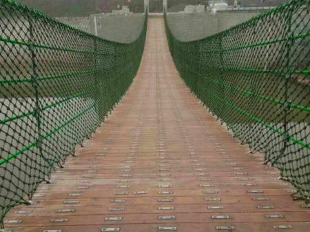 嘉定木吊桥厂家设计