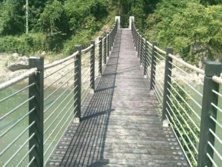 泰州木吊桥厂家安装