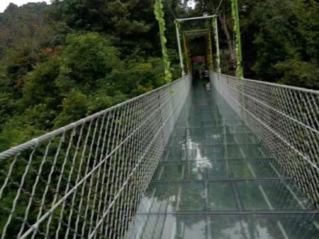 嘉定玻璃吊桥厂家哪家好